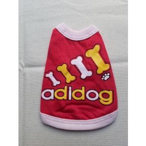 adidog 赤色犬服 0号サイズ|funfunhomes