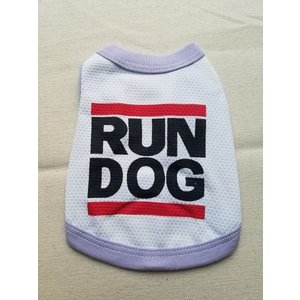 RUNDOG 白犬服 0号サイズ|funfunhomes