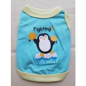 ペンギン 水色犬服 0号サイズ|funfunhomes