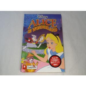 英語絵本 ディズニー 不思議の国のアリス : 朗読CD付 アルク|funfunhomes