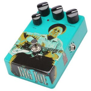BIG JOE STOMP COMPANY / B-408 / Phaser ・アナログ回路設計!Made in USA 【正規輸入品】|funhoused