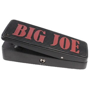 BIG JOE STOMP COMPANY / V-602 / Volume Pedal ・アナログ回路設計!Made in USA 【正規輸入品】|funhoused