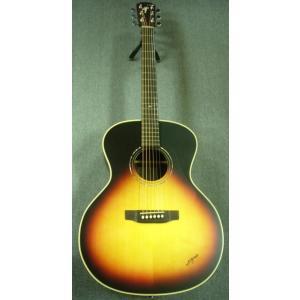 ヤイリ特注カラー・モデル! K.Yairi BL-95 SB /  ヤイリギター/ 純国産 トップ単板/ジャンボタイプ ・純正ハードケース付属 funhoused