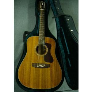 数量限定特価! GUILD Westerly Collection / D-1212 NAT (ナチュラル) 12弦/オール単板ボディ ギルド・アコースティックギター funhoused