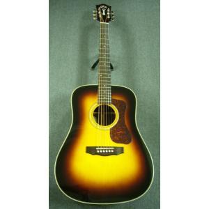 1点限り・アウトレット特価!GUILD Westerly Collection D-140 SB(サンバースト)/ ギルド ドレッドノート / オール単板・アコースティック・ギター funhoused
