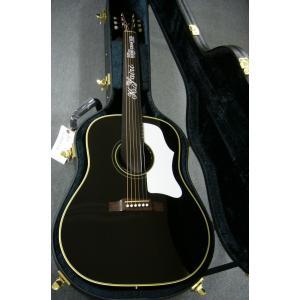 限定カタログ外モデル! K.Yairi JY-45B BK CTM / ブラック ヤイリギター/純国産 ラウンドショルダー/J-type! ・純正ハードケース付属 funhoused