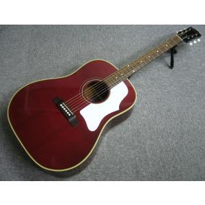 限定カタログ外モデル! K.Yairi JY-45B WN CTM / ワインレッド  ヤイリギター/純国産 ラウンドショルダー/J-type! ・純正ハードケース付属 【No.70374】 funhoused
