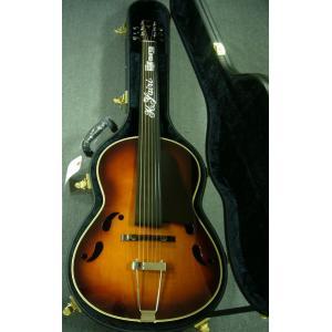 ヤイリのピックギター! K.Yairi P Series PY-1  P.U搭載&サウンド・ポート仕様  ヤイリギター/純国産 ・純正ハードケース付属 funhoused