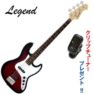 LEGEND by AriaProII / LJB-Z RBS (レッド・ブラック・サンバースト) ...