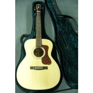 1点限り!アウトレット! GUILD Westerly Collection OM-140 NAT(ナチュラル) / ギルド オール単板・アコースティック・ギター funhoused