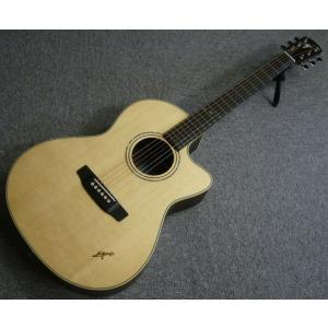 ヤイリのカタログ外・カッタウェイ・モデル K.Yairi ANGEL Series RF-95C /  ヤイリギター / 純国産 トップ単板 【No/70381】 funhoused