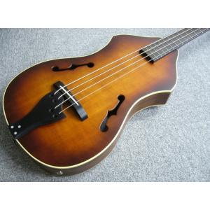 ヤイリの日本製エレアコ・ベース! K.Yairi YB-13 VS / ヤイリギター/ 純国産 トップ単板 FISHMAN P.U搭載 ・純正ハードケース付属 funhoused