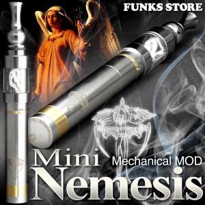電子タバコ ミニネメシス Mini Nemesis MOD メカニカル モッド funks-store
