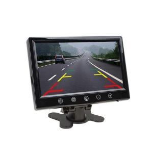 9インチ 車載オンダッシュ液晶モニター バックカメラコントロール入力装備 12V24V対応 リモコン切り替え可能 CMN90|funlife