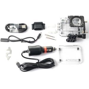 SJCAM SJ5000シリーズカメラに適応。 深さは30mにまでの防水仕様。(無充電状態) バイク...