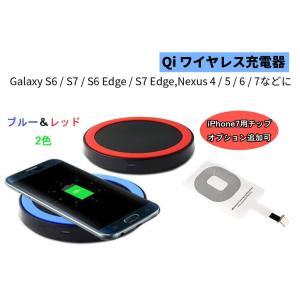 iPhone8にも使用可能 Qi ワイヤレス充電器(充電チップ別売り)iPhone8&iPhoneX/Galaxy S6 Edge/S7 Edge,Nexus4/5/6/7などQi対応機種に使用可 FANT03|funlife