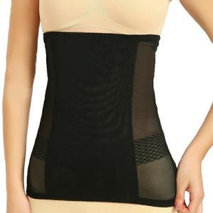 女性用加圧腹巻 ウエストシェイパー レディース 加圧ウエストインナー お腹引き締め ダイエット 加圧トレーニング  矯正インナー 体幹矯正 SZG050D|funlife