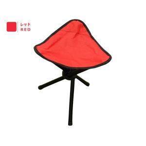 アウトドアに便利 レジャー/折りたたみ椅子/ハイシート チェア/軽量 コンパクトチェア/三脚チェア 三脚折り畳み椅子 AT6733|funlife|05