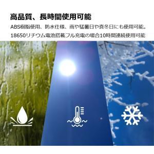 花型ソーラーLEDライト イルミネーション ガーデンライト ソーラー充電 防水 光センサー 夜間自動点灯 7色変化 8種モード 庭 芝生 公園 フラワーライト BSVFL017|funlife|07