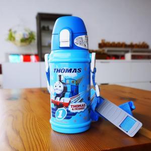 136 【送料無料】きかんしゃトーマス ダイレクトステンレスボトル 水筒 funny-gift