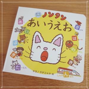 151 ノンタン あいうえお ボードブック【メール便/ラッピングOK 】 funny-gift