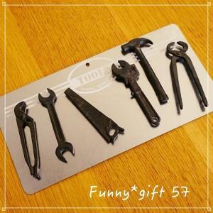 57 マグネット ツールセット 工具 サインデコ DIY メール便 OK|funny-gift