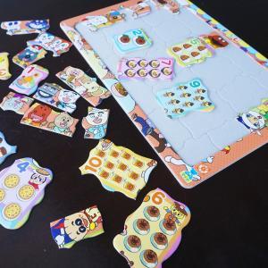99  アンパンマン パズル 3種(ABC・数字・ ひらがな) 定形外郵便OK|funny-gift