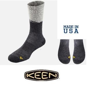 セール メール便可 KEEN キーン マッターホルンクルーソックス 1018133 メンズ 靴下 左右別 メリノウール アウトドア トレッキング