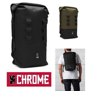 CHROME/URBAN EX ROLLTOP18V2 クローム/アーバン EX ロールトップ18V2 BG217 バッグ パック ザック リュック 防水 ロールトップ 自転車|funnybunny