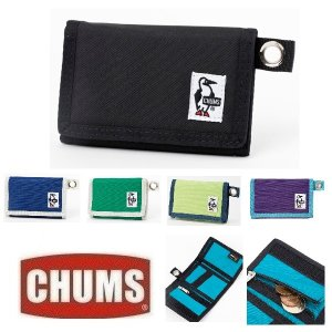 メール便可 CHUMS/Eco Small Wallet チャムス/エコ スモールワレット CH60-0852 財布 サイフ コインケース カードケース 小物|funnybunny