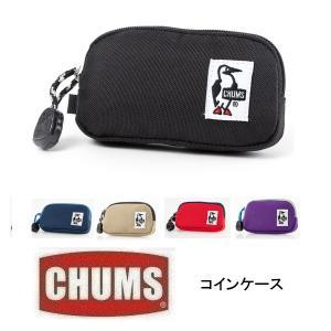 メール便可 CHUMS/Eco Coin Case チャムス/エココインケース CH60-0853 小銭入れ 財布 アウトドア フェス キャンプ|funnybunny