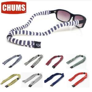 メール便可 CHUMS/Original Standard End チャムス/オリジナルスタンダードエンド CH61-0001 サングラスホルダー ストラップ リテイナー|funnybunny