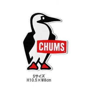 メール便可! CHUMS/Sticker Booby Bird Small チャムス/ステッカーブービーバードスモール CH62-0011 シール デカール|funnybunny