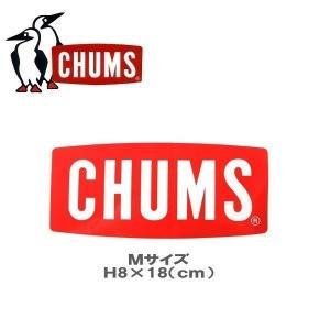 メール便可 CHUMS/Sticker CHUMS Logo Medium チャムス ステッカーチャムスロゴミディアム CH62-1071 シール デカール|funnybunny