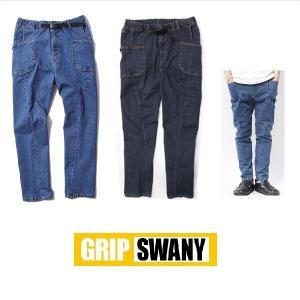GRIP SWANY JOG 3D CAMP PANTS グリップスワニー ジョグ3Dキャンプパンツ...