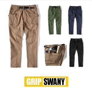 GRIP SWANY JOG 3D CAMP PANTS グリップスワニー ジョグ3D キャンプパン...