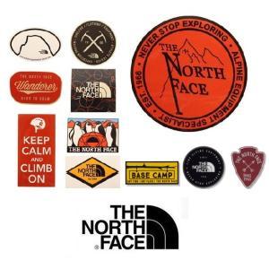 メール便可 THE NORTH FACE/TNF Print Sticker ノースフェイス/TNF プリントステッカー NN31701 シール デカール ロゴステッカー アクセサリー|funnybunny