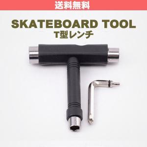 スケボー 工具 ツール T型 レンチ スケートボード メンテナンス