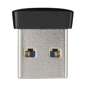 バッファロー USB3.0対応 マイクロUSBメモリー 32GB ブラック RUF3-PS32G-BK|funnyfunny