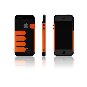 HandHold ブラック/オレンジ FB102-BKOR iPhone5用ケース funnyfunny
