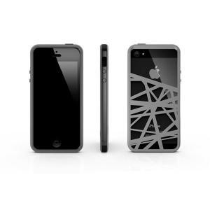 CrossWay ブラック/グレー FB103-BKGY iPhone5用ケース funnyfunny