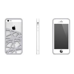 CrossWay ホワイト/グレー FB103-WHGY iPhone5用ケース funnyfunny