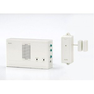 ELPA ワイヤレスチャイムドア送信器セット EWS-1002|funnyfunny