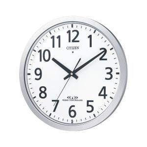シチズン 掛時計 スペイシーM462 8MY462-019 1個|funnyfunny