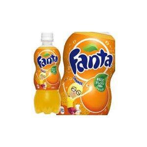 〔まとめ買い〕コカ・コーラ ファンタ オレンジ ペットボトル 500ml×24本(1ケース)|funnyfunny