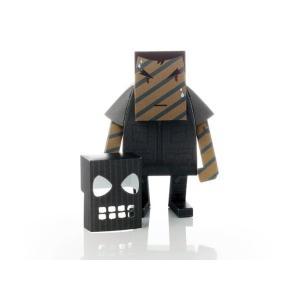 PT(ペーパートイズ)紙のプラモデル/コマンドクルー|funnyfunny