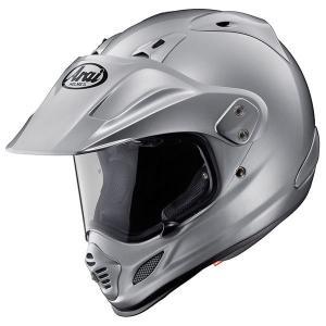 アライ(ARAI) オフロードヘルメット TOUR-CROSS 3 アルミナシルバー XL 61-62cm|funnyfunny