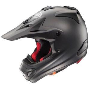 アライ(ARAI) オフロードヘルメット V-CROSS4 フラットブラック 59-60cm L|funnyfunny