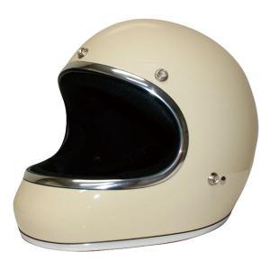 ダムトラックス(DAMMTRAX) ヘルメット AKIRA アイボリー M|funnyfunny