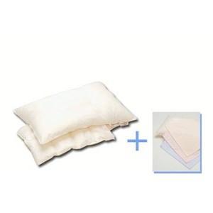 実用新案取得 マイスターピロー匠 アイボリー 綿100% 日本製
